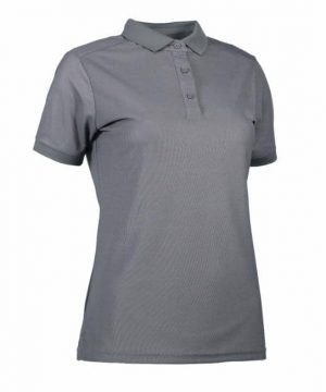 id geyser ladies functional polo shirt