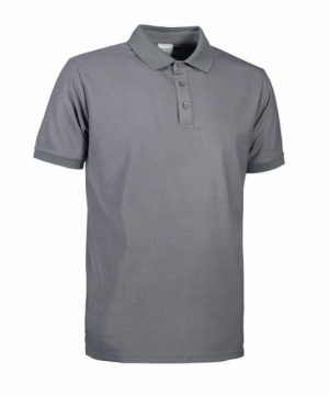 id geyser men's functional polo shirt