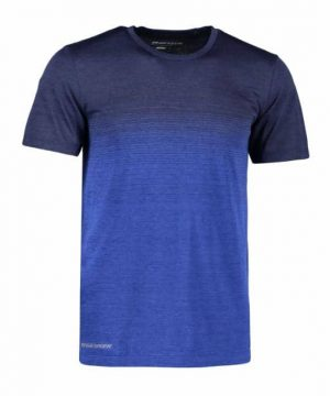 id geyser men's striped seamless t-shirt