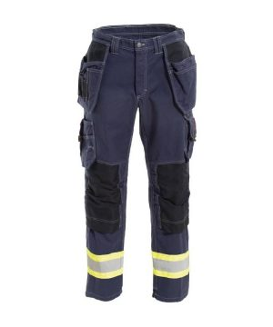 tranemo craftsman pro visible trousers with reflective detail