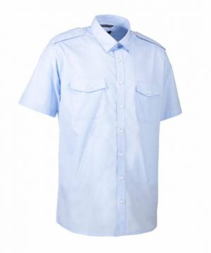 ID easy care short sleeve uniform shirt